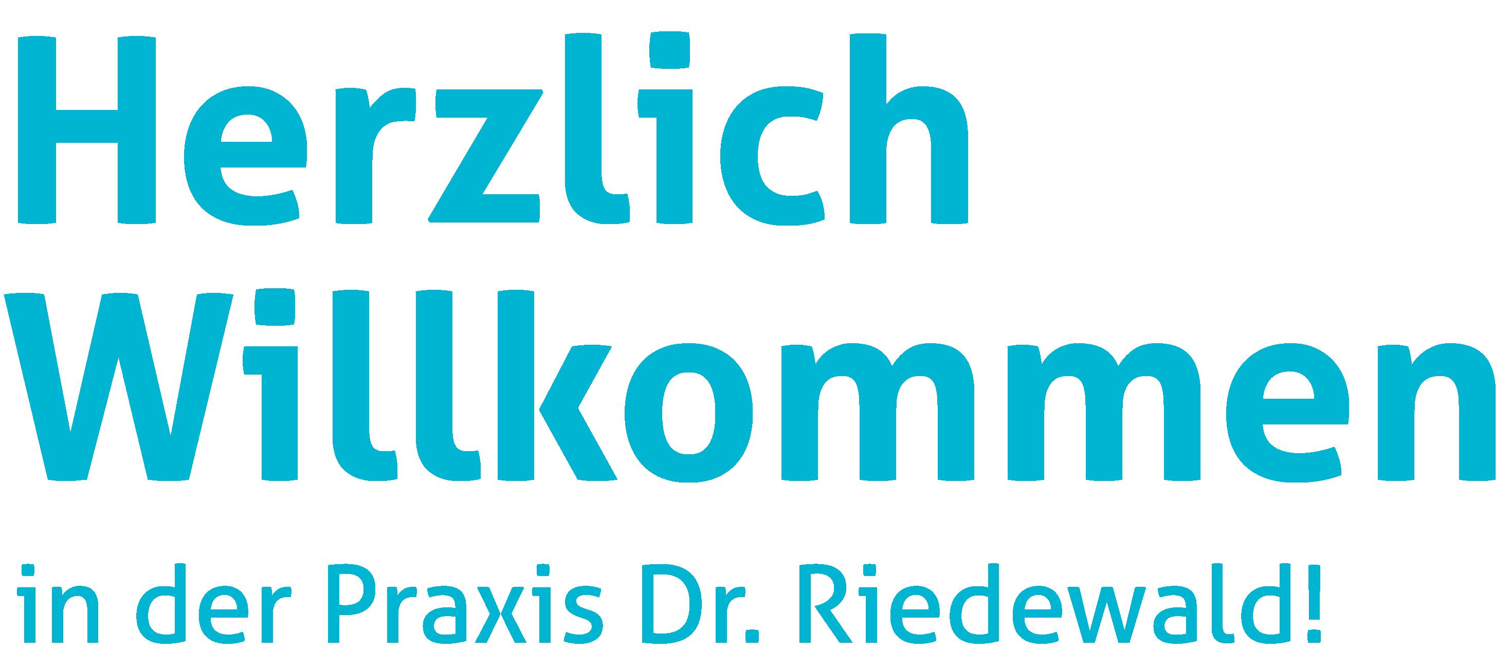Dr Riedewald Hamburg
